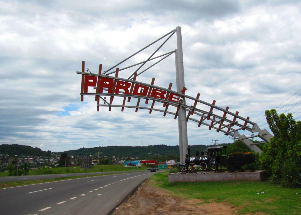 Portal de Parobé