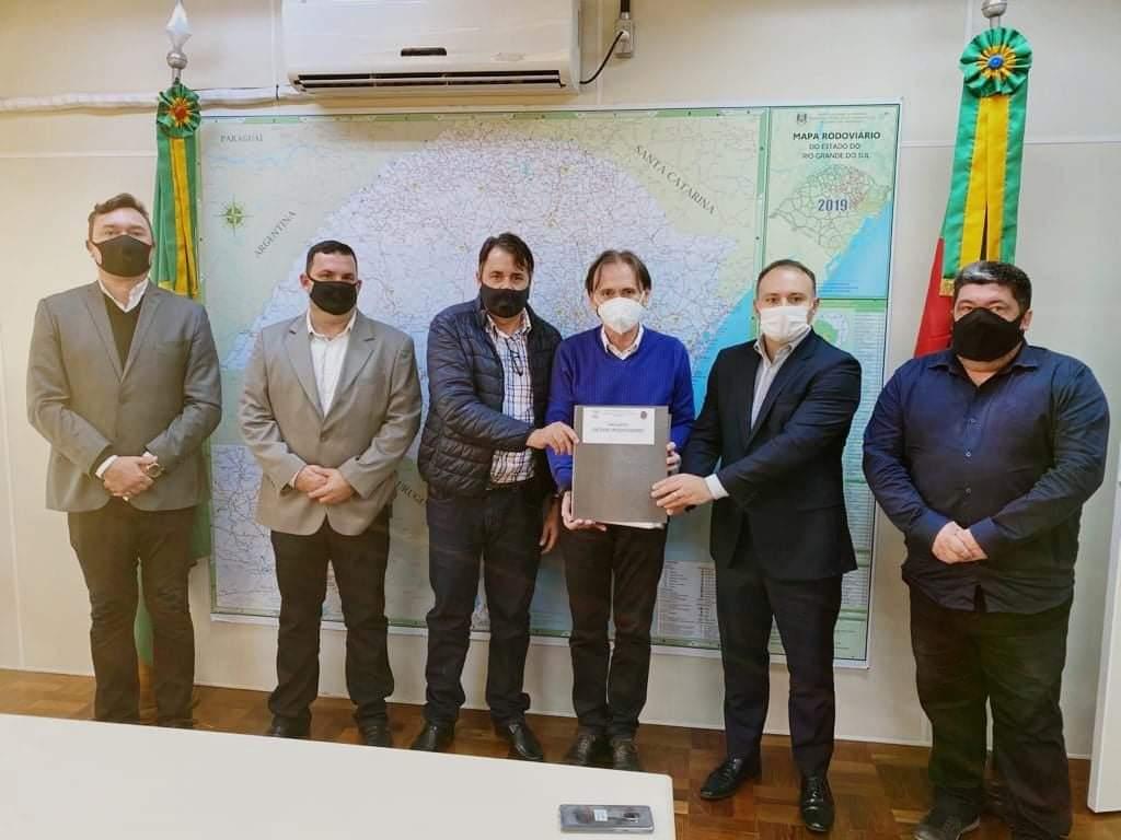 Foto: Secretaria de Logística e Transportes