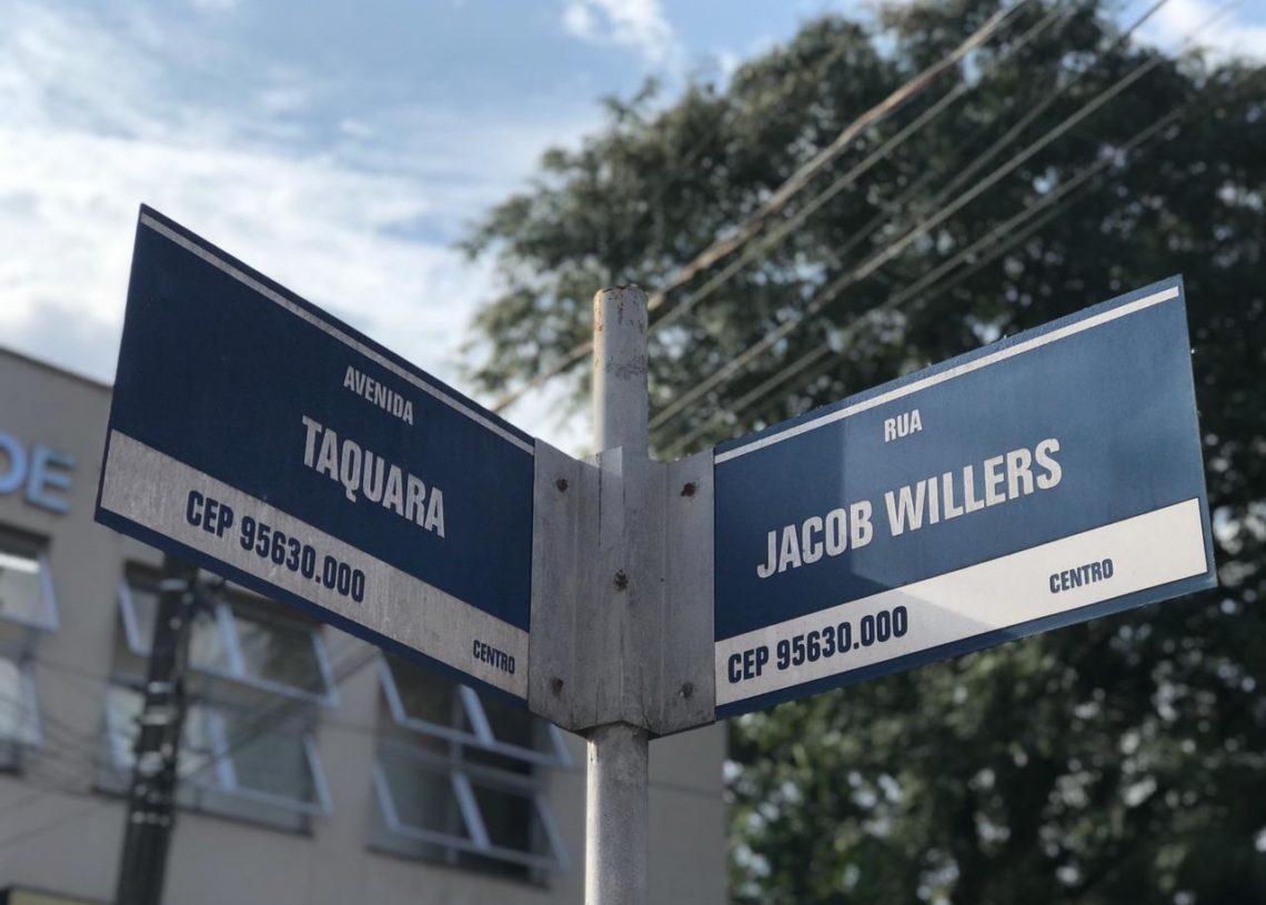 Aprovado por unanimidade, projeto de lei vai possibilitar mais agilidade no processo de denominação de ruas no município Foto: Eduarda Rocha/Assessoria de Comunicação
