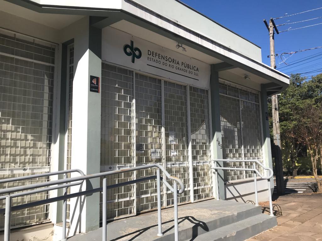 Órgão fica situado na rua 7 de Julho, nº 469, no Centro de Igrejinha Foto:  Lilian Moraes