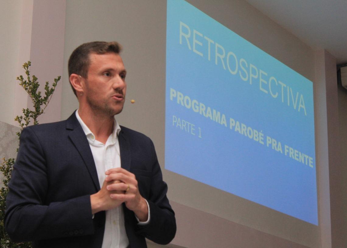 Metas foram apresentadas em evento com presença de convidados e transmissão pelas redes sociais. Fotos: Matheus de Oliveira