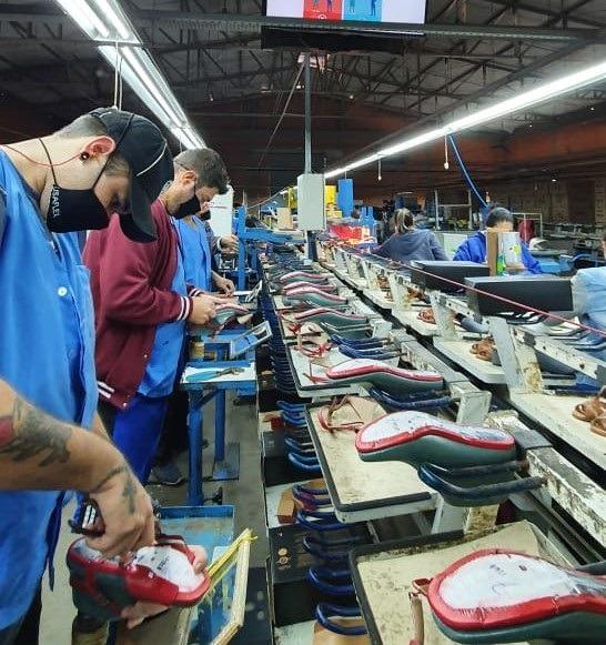 Indústria calçadista é a maior representatividade da economia de Igrejinha (Foto: Divulgação)