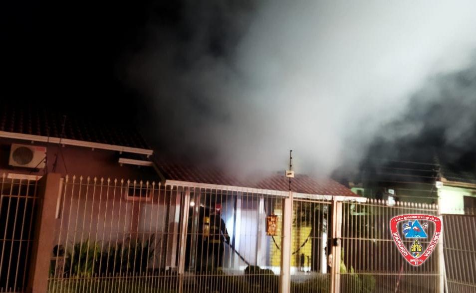 Foto: Corpo de Bombeiros Voluntários de Igrejinha