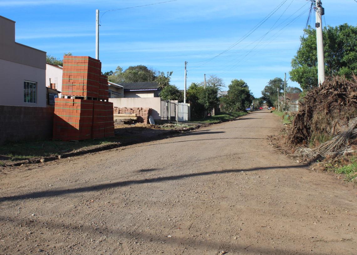 Rua Reinoldo Jaeger vai ser uma das vias contempladas Foto: Lilian Moraes