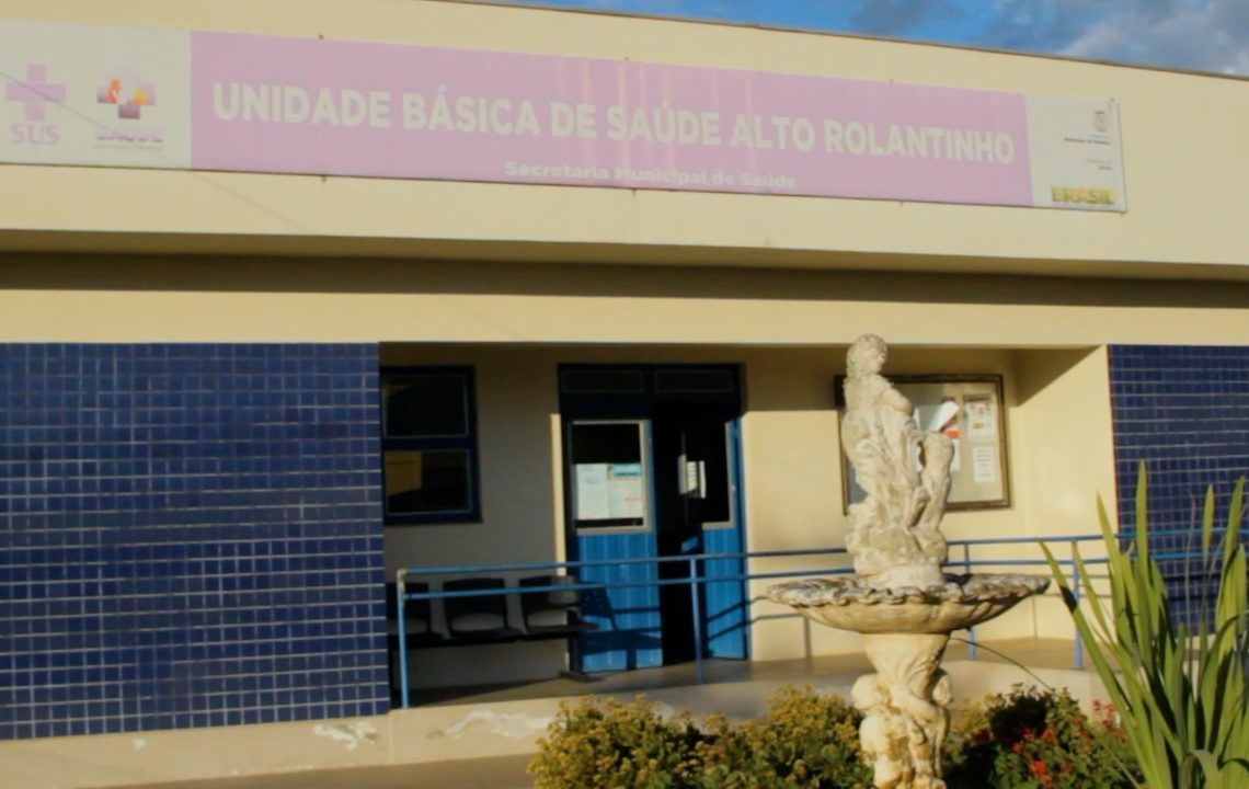 Unidade de Saúde de Alto Rolantinho terá horário expandido Foto: Lucas Zomer