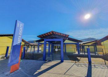 Escola fica na Avenida Tenente Pedro Von Mullen, em Rolante Foto: Divulgação