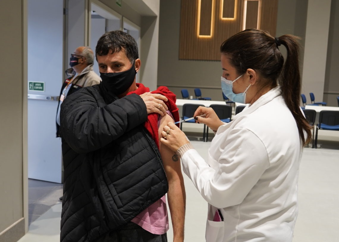 Vacinação ocorrerá nos postos de saúde. Foto: Divulgação