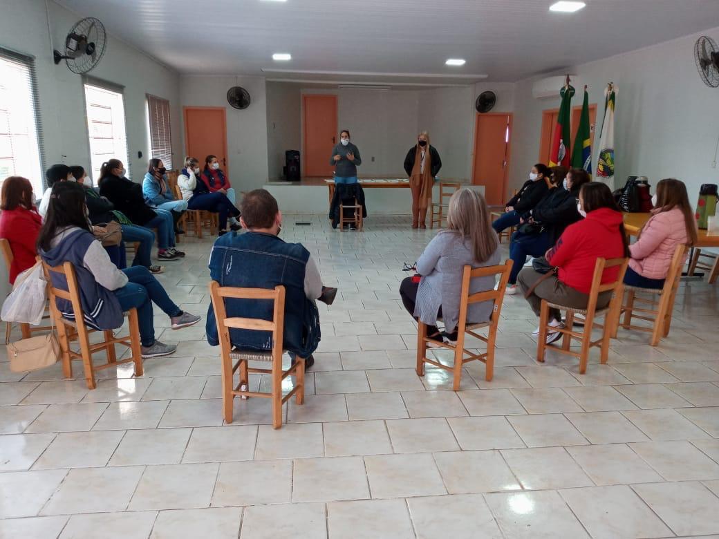 Primeiro encontro do grupo ocorreu na última semana. Foto: Divulgação