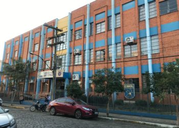 Escola Técnica Estadual Moneiro Lobato. Foto: Matheus de Oliveira