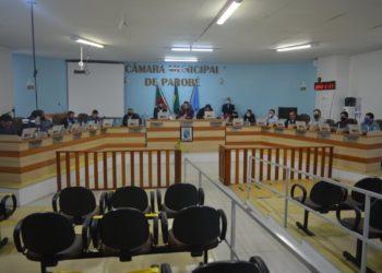 Projeto e pedidos foram apreentados na sessão ordinária da última terça-feira, dia 13. Foto: Eduarda Rocha