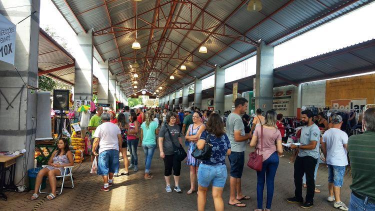 Evento volta a ser realizado em 2021 mirando a retomada do comércio local Magda Rabie/Prefeitura de Taquara