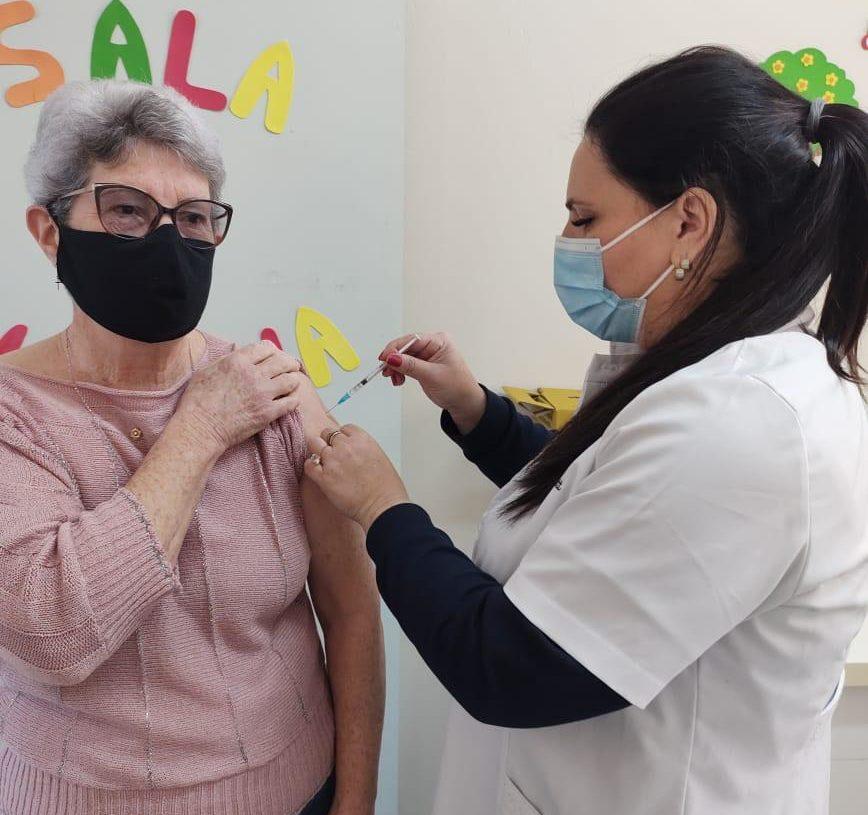Vacinação ocorrerá em duas salas de vacinas do município Foto: Divulgação