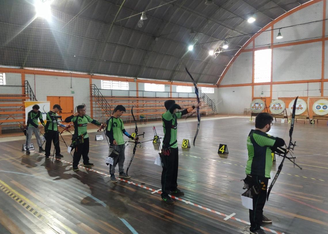 Ginásio do Parque do Trabalhador recebe a competição, no próximo domingo, 15 de agosto Foto: Divulgação/Prefeitura de Taquara