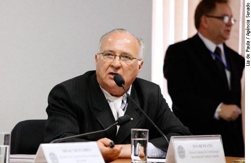 Ivo Benfatto será o palestrante da noite Foto: Agência Senado