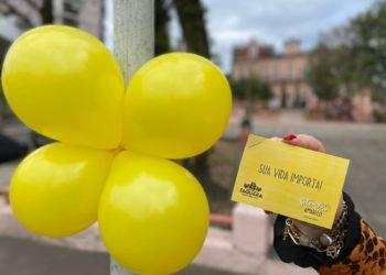 Programação iniciou nesta sexta-feira (10) Foto: Cris Vargas/Prefeitura de Taquara