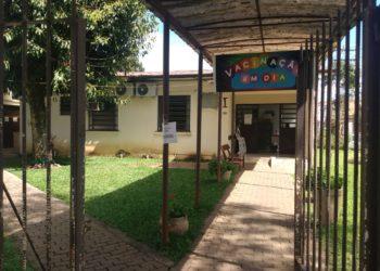 Local de vacinação será na Unidade Sanitária do Centro Foto: Liliane Moraes